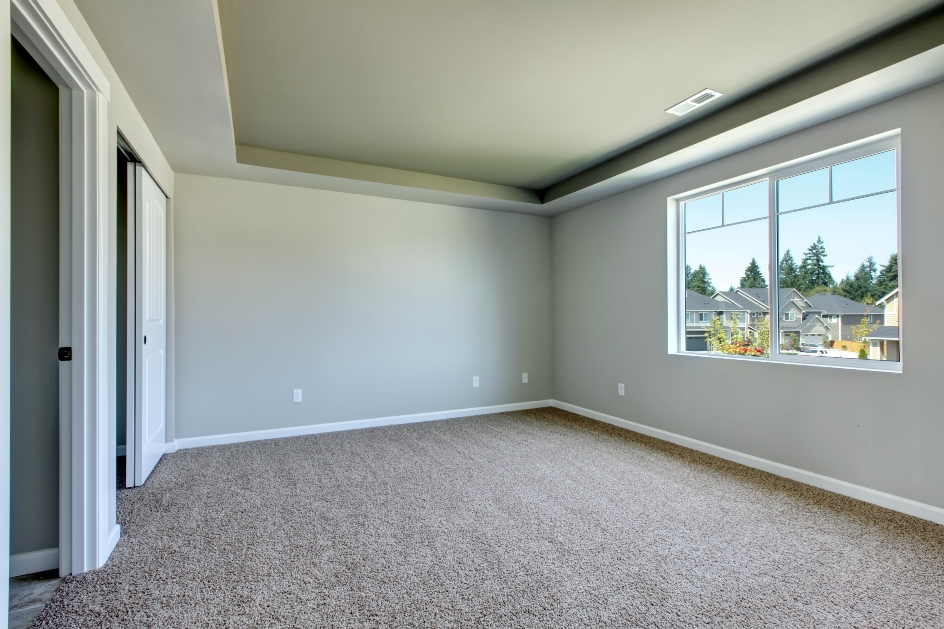 image of an empty rental apartment unit unfurnished