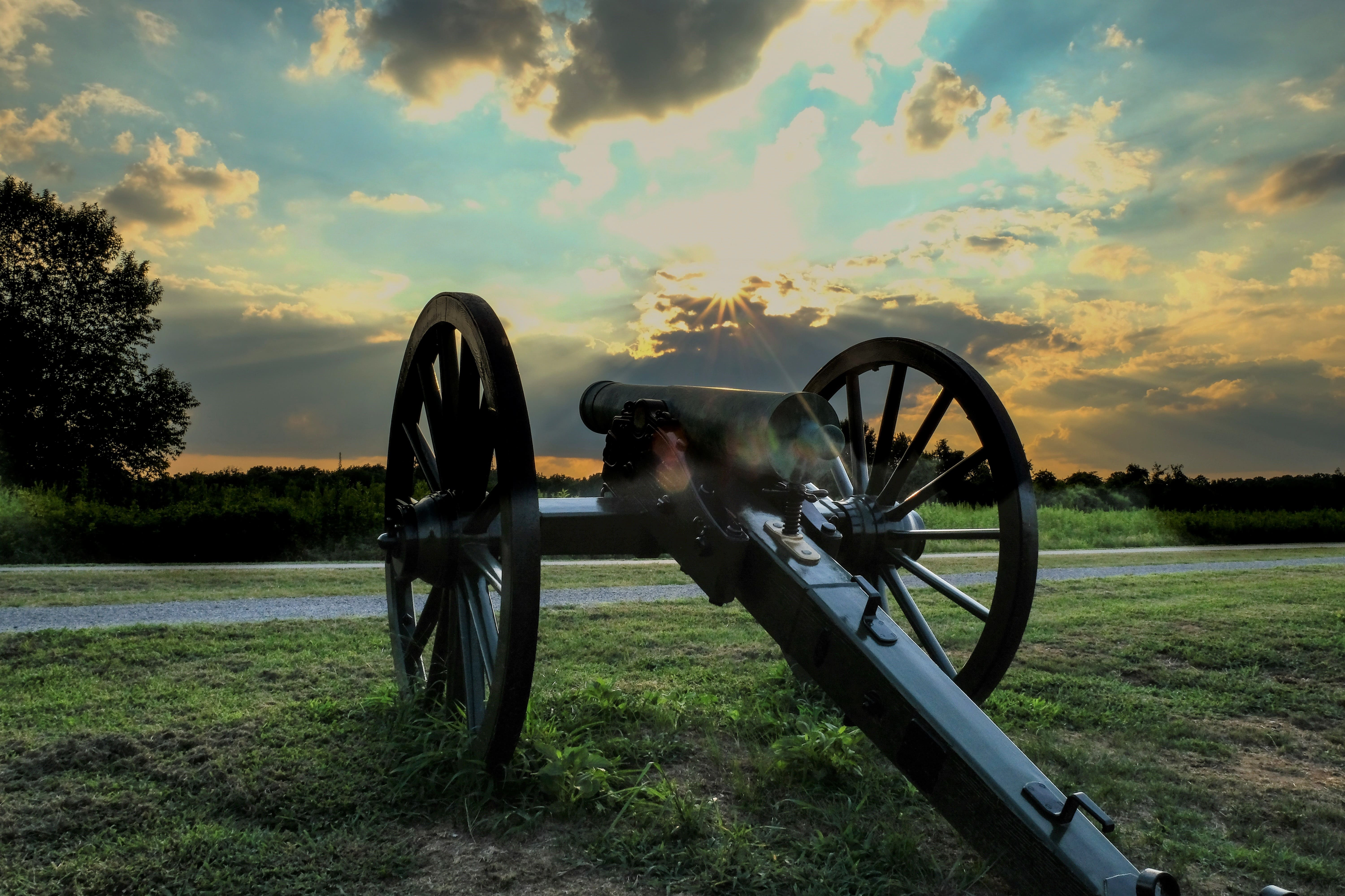 blog image of Stones River National Battlefield in Murfreesboro, TN; blog title: How to Spend a Weekend in Murfreesboro, TN